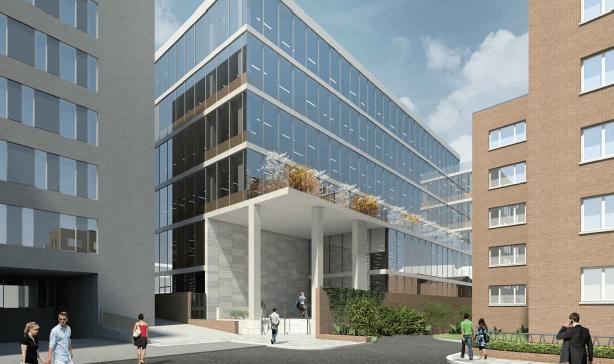 Linkedin Headquarters Wilton Place