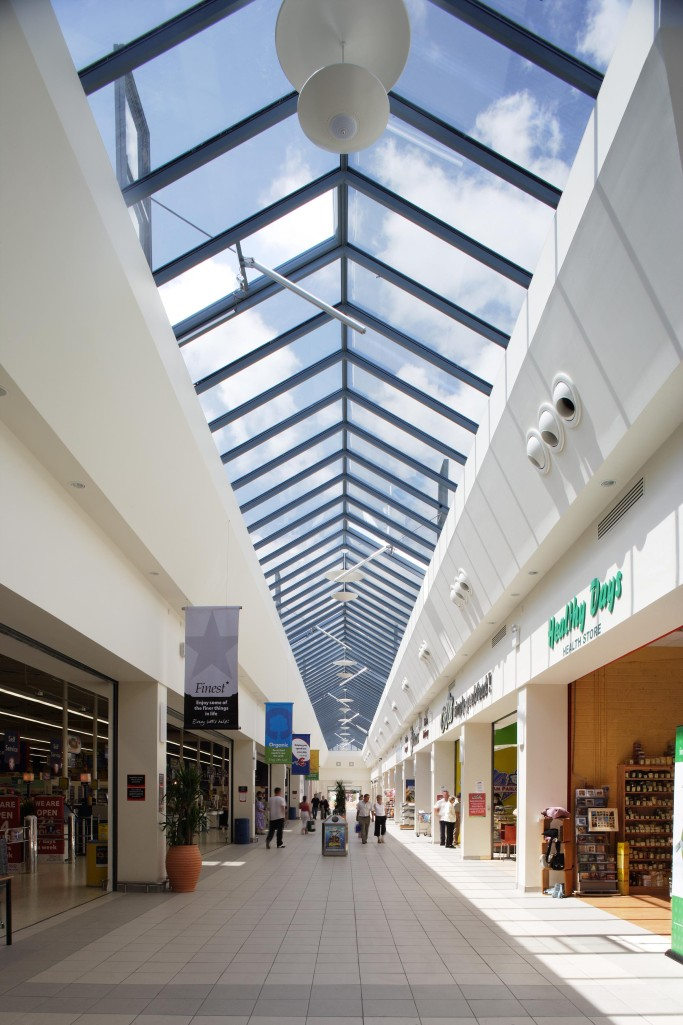 Roof Glazing Systems : Roof glazing
