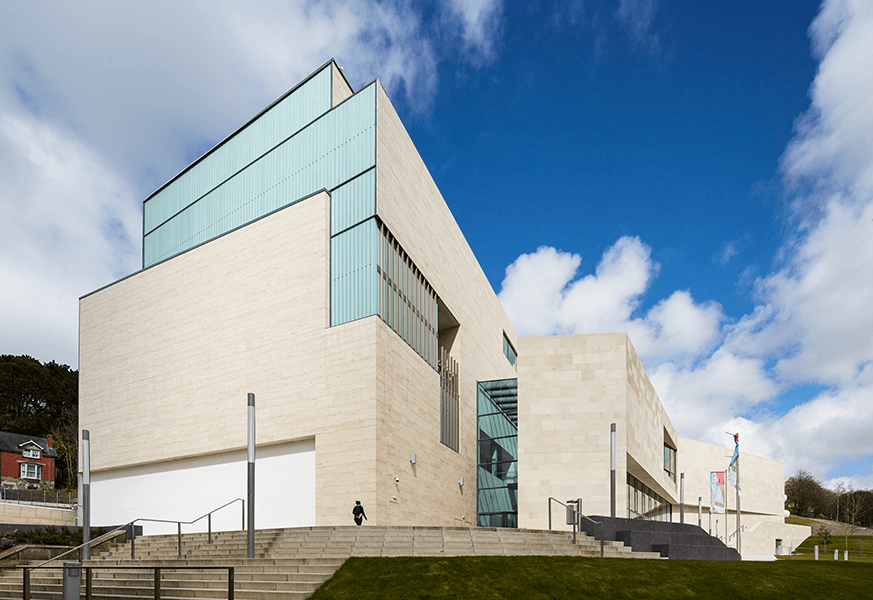 The Pontio Centre, Bangor project overview
