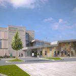 National Rehabilitation Hospital Building
