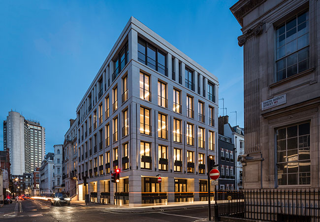 77 South Audley Street Building