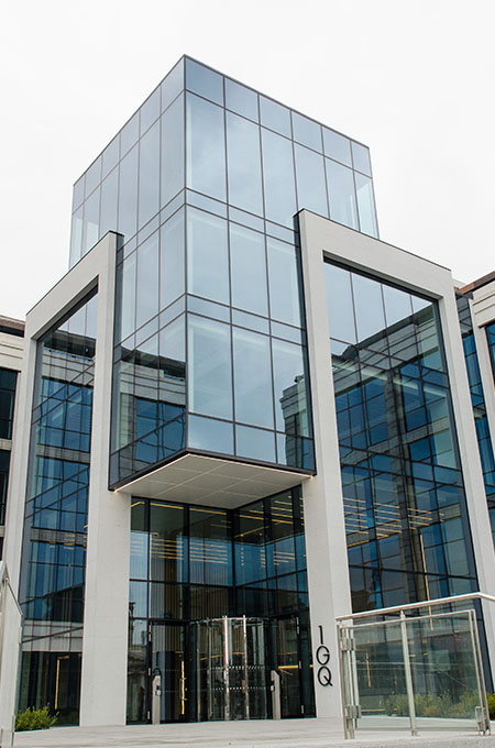 No 1 Georges Quay building