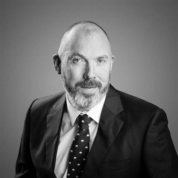 Aidan Williamson Chieft Financial Officer photo