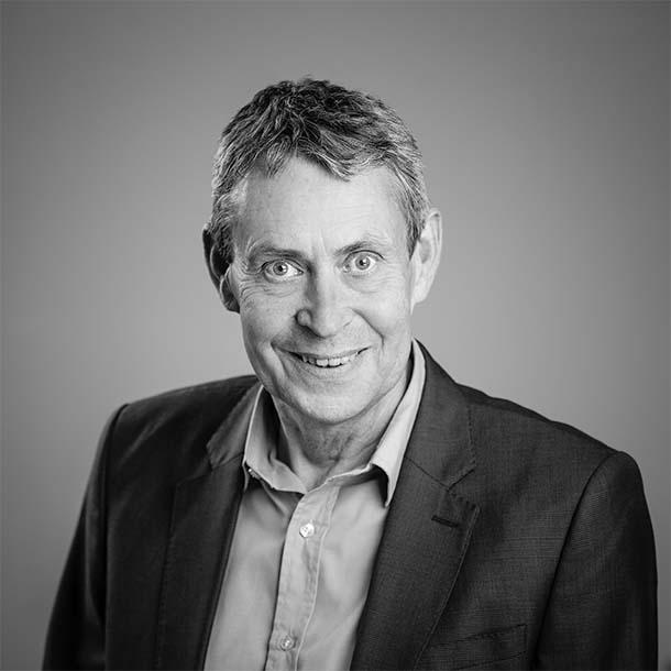 Rory O'Sullivan Financial Director photo