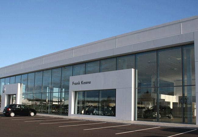 Frank Keane Volkswagen Building