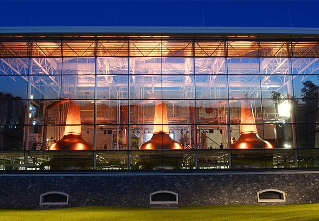 Irish Distillers Ltd Building
