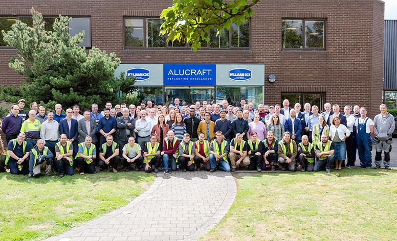 Alucraft team photo