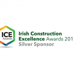 Irish construction excellence awards 2019 silver sponsor logo