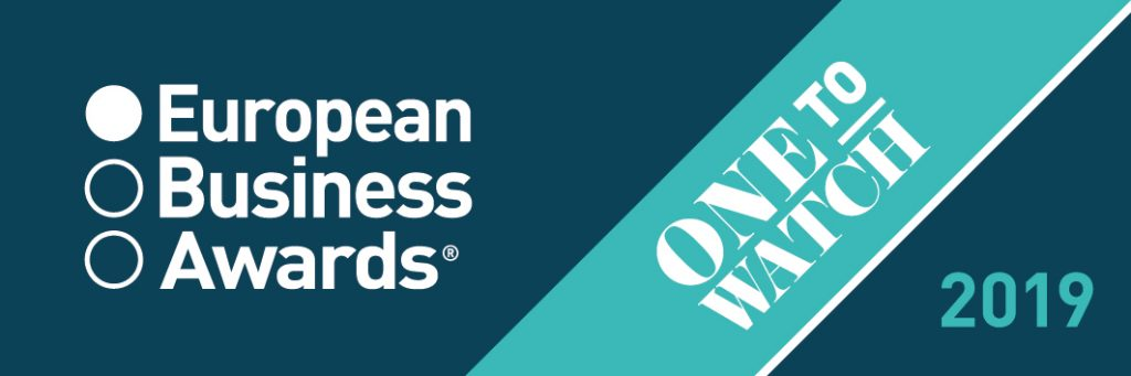 European Business Awards - One to Watch