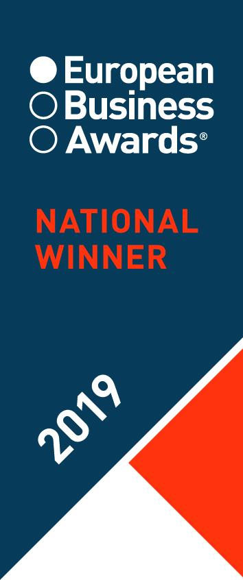 European Business Awards National Winner