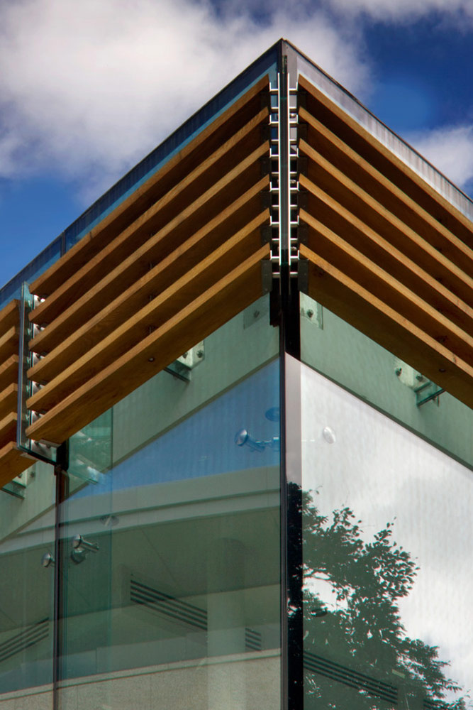 point fixed glazing systems