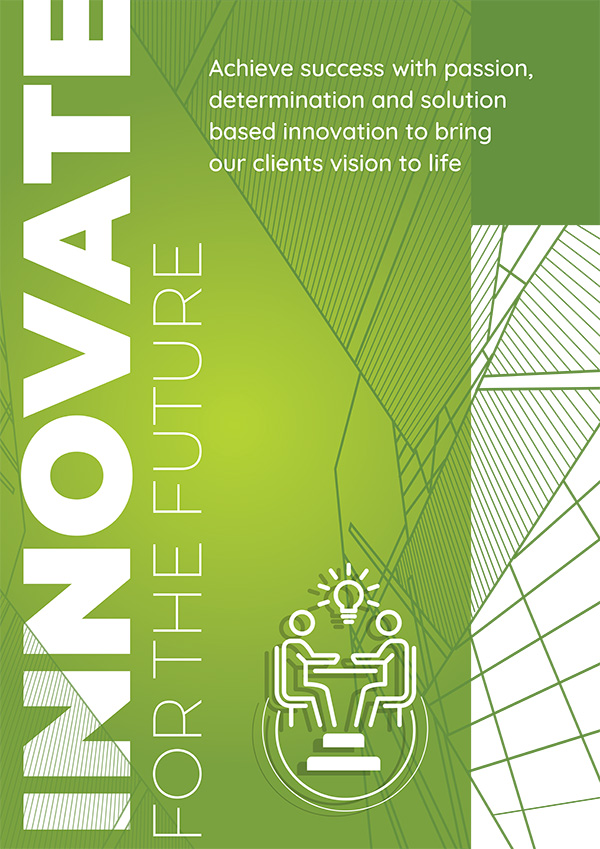 Innovate for the Future Poster