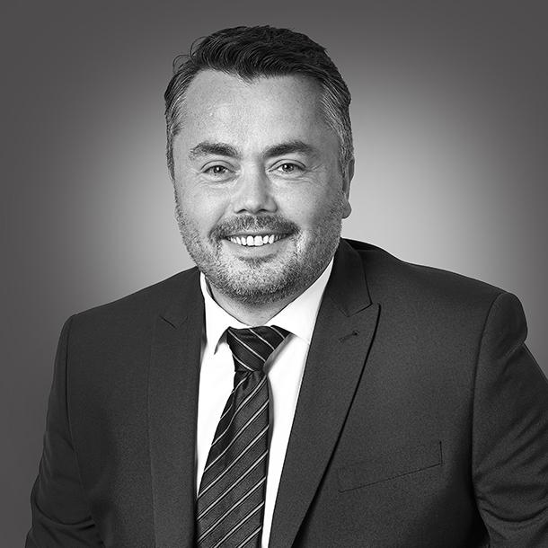 John Foster Commercial Director UK
