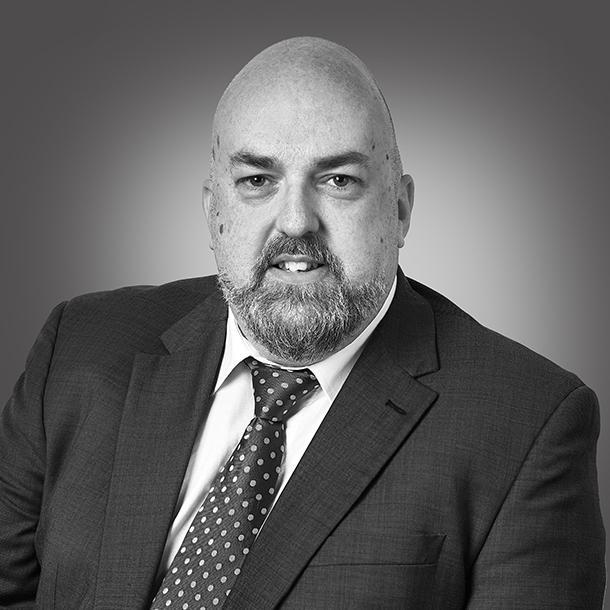 Richard Bacon Finance Director UK