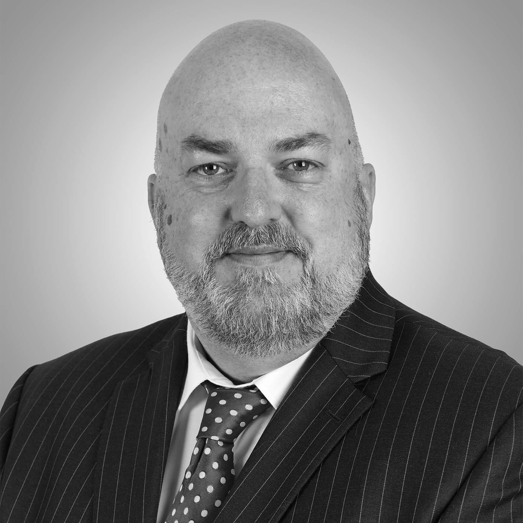 Richard Bacon Finance Director Alucraft Systems